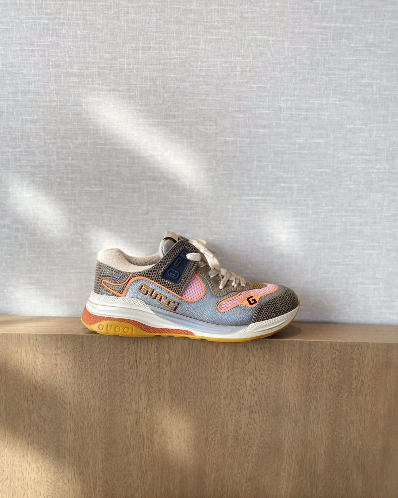 gucci uitrapace系列運動鞋 男女款 尺碼 35–44