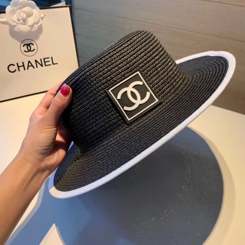 chanel平頂軟帽